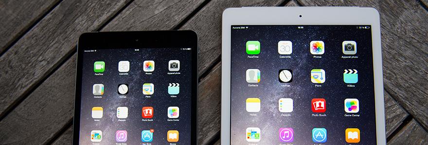 iPad ou tablette