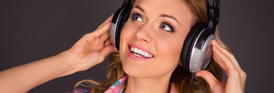 Casques audio bluetooth